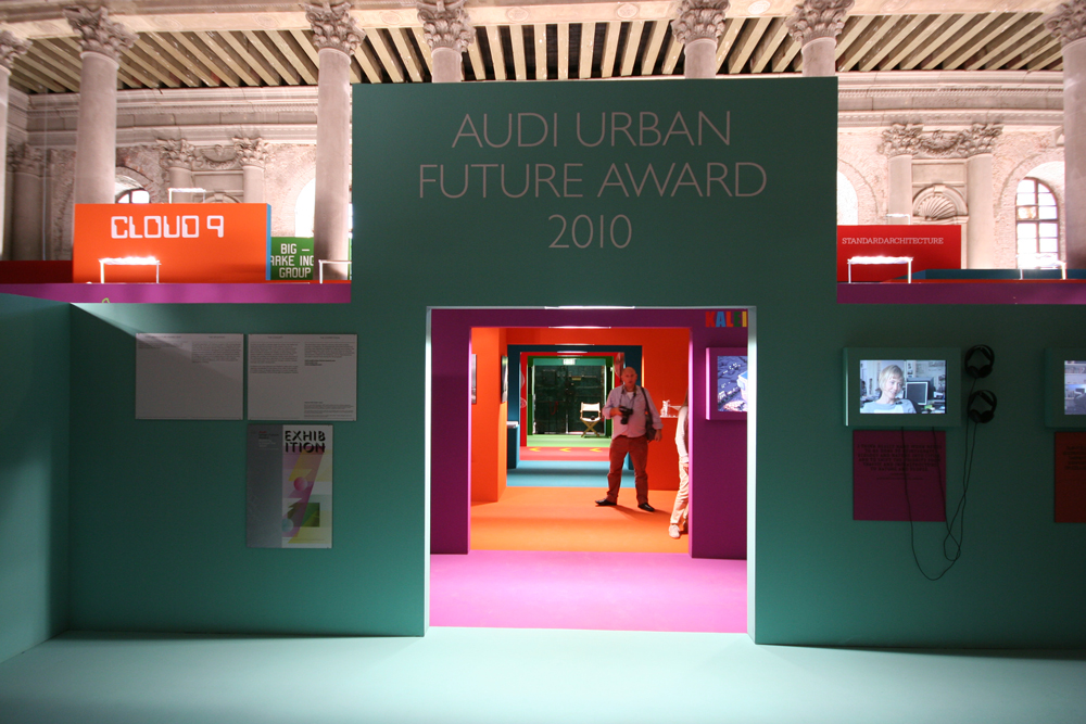 aufa, Audi urban future award