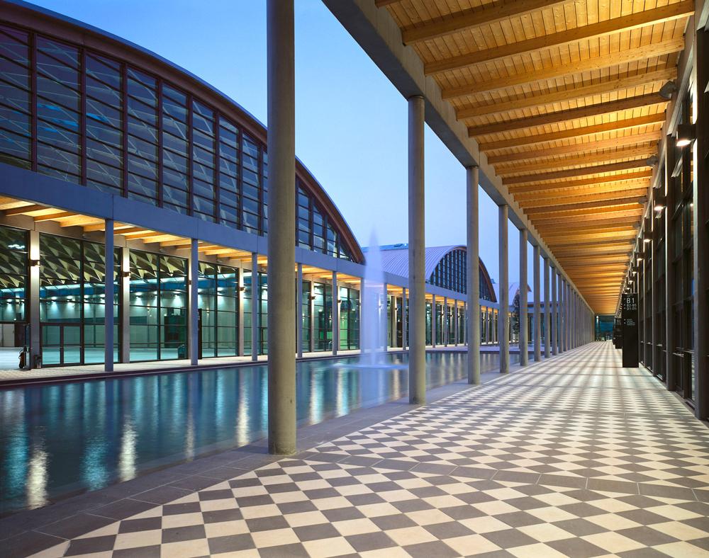 Cheap rimini fiera spa activity project and management with architetti rimini - Architetto rimini ...