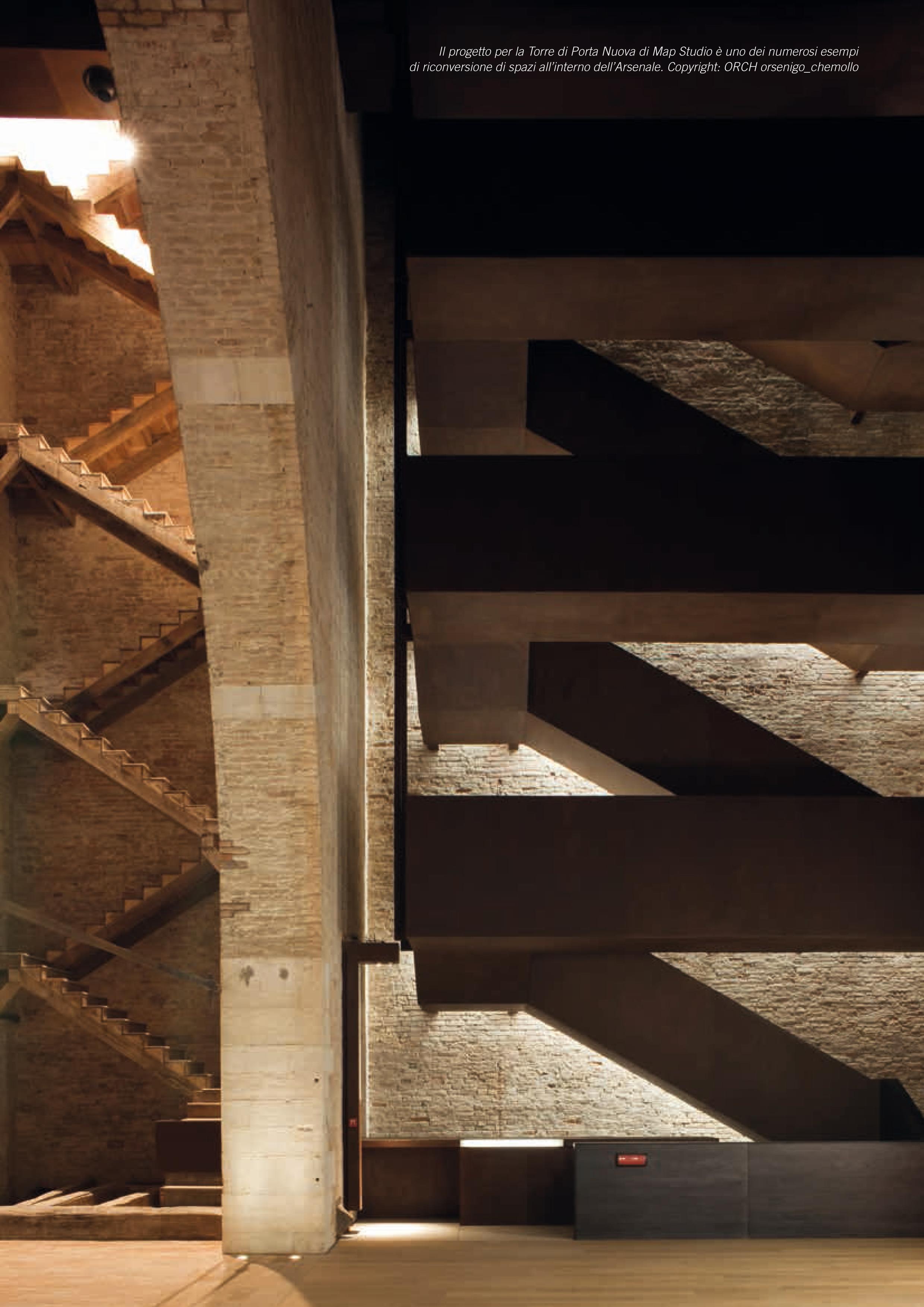 Guida all'architettura moderna di Venezia e convegno