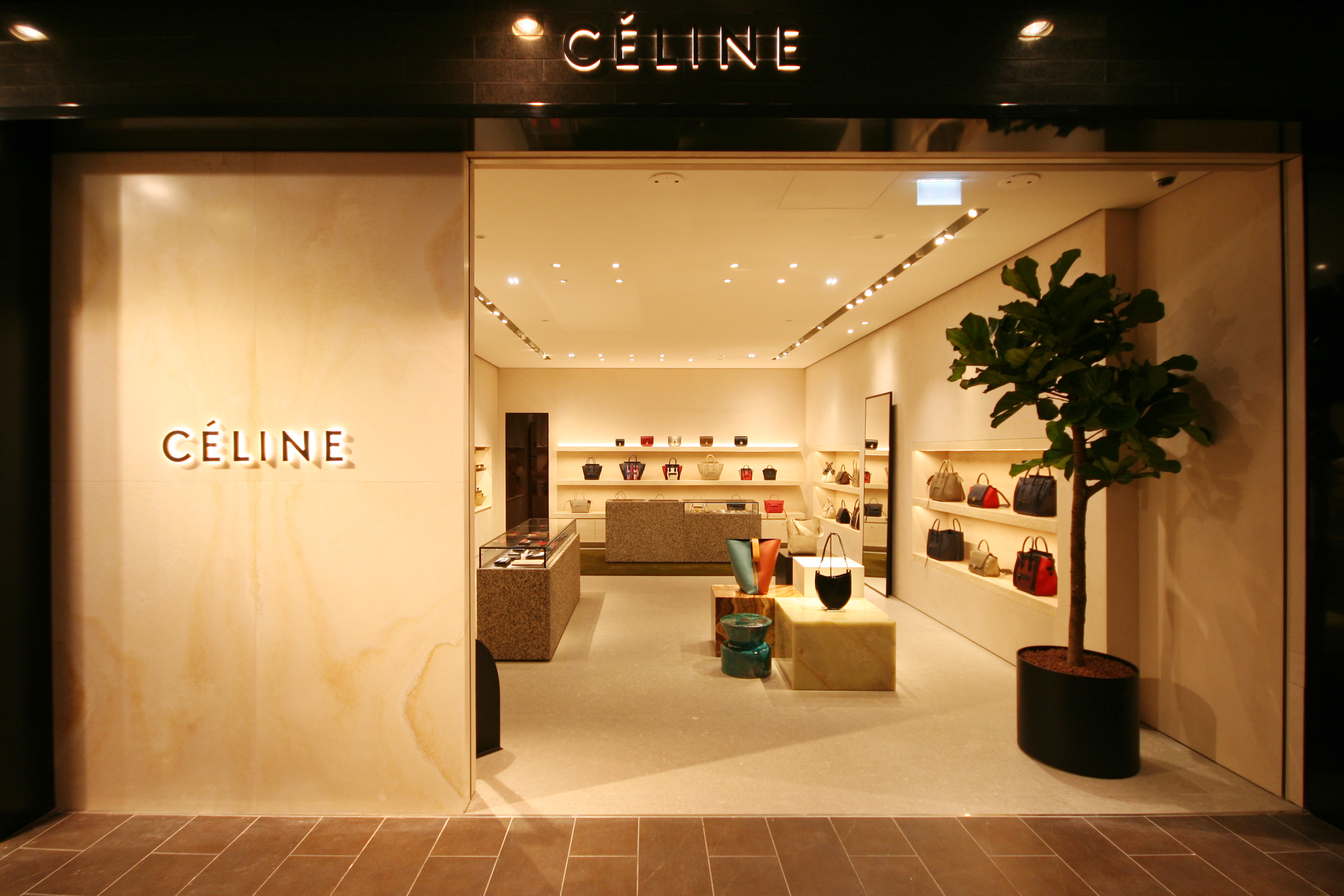 celine store in munich
